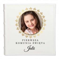 Album pamiątka Pierwsza...